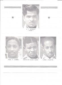 Heritage - W Indies 1957 prog - players