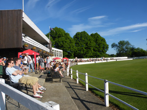 Picture of Newcastle Cricket Club's ground
