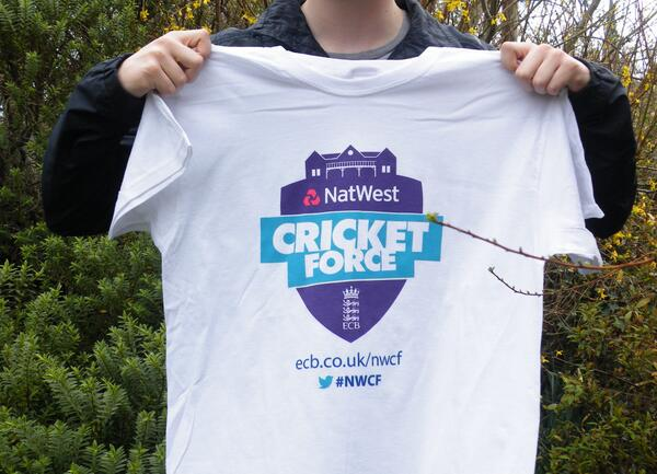 Cricketforce Tee